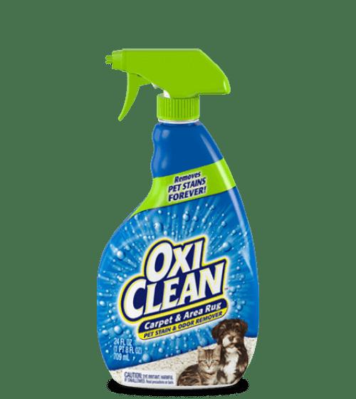 オキシクリーン カーペットクリーナー ペットによる汚れ用 (709mL)
